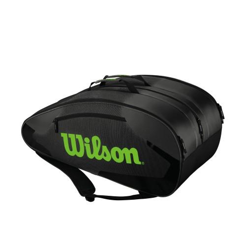 tenisztáska,tenisz,teniszmester,debrecen, Tour Team II 12 pack Bag,Bag,Wilson